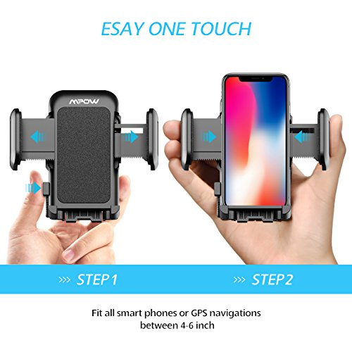Mpow-Upgrade-Dashboard-Car-Phone-Mount-Adjustable-Windshield-Holder-Cradle-with-Strong-Sticky-Gel-Pad-for-iPhone-X88Plus77Plus6s6P5S-Galaxy-S5S6S7S8-Google-LG-Huawei-etc