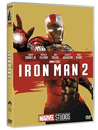 Iron Man 2 10° Anniversario Marvel Studios (DVD)