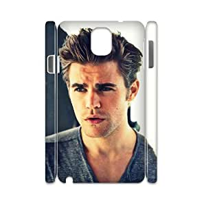 JJZU(R) Design Personalized 3D Cover Case with Paul Wesley for Samsung galaxy note 3 N9000 - JJZU945100