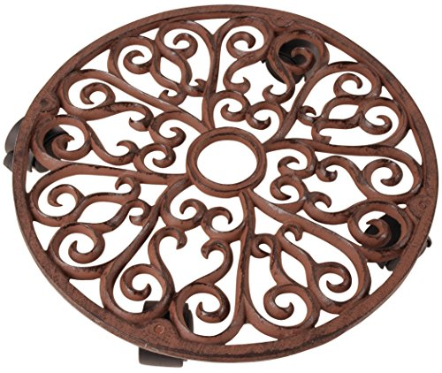 Square Iron Plant Stands - 8
