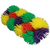 Tangle Junior Hairy - choose from 3 colour options (Green, Orange, Purple and Yellow)