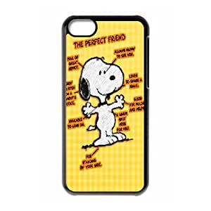 Cell Phone case Snoopy Cover Custom Case For iPhone 5C MK9Q603206