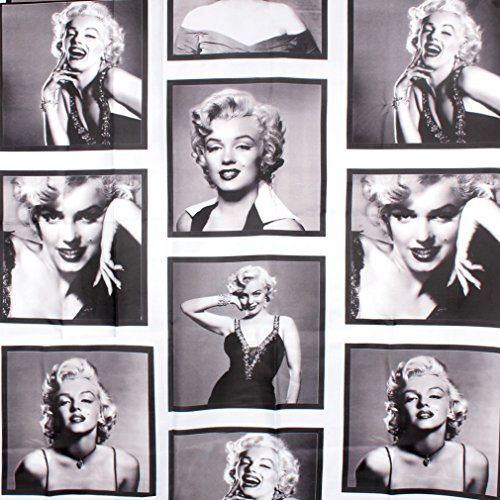 Marilyn Poses Shower Curtain