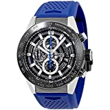 (US) Tag Heuer Carrera Chronograph Automatic Mens Watch CAR2A1T.FT6052