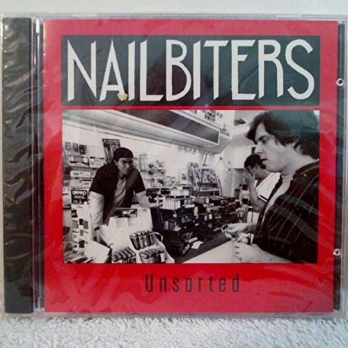 "Price comparison product image Rare New factory sealed CD "" NAILBITERS Unsorted "" from 1996 on Facefirst Records CD # FFD 0013"