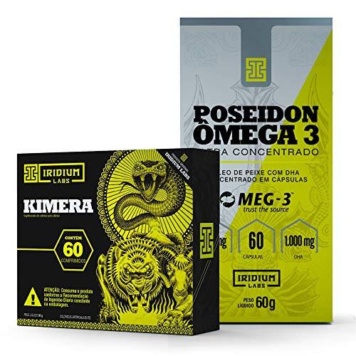 Kit Kimera Thermo + Poseidon Ômega 3