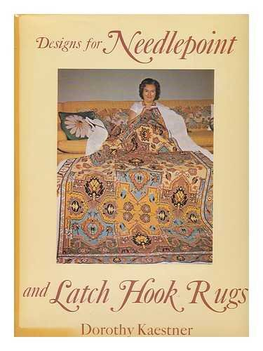 Rug Patterns Hook - Designs for Needlepoint and Latch Hook Rugs