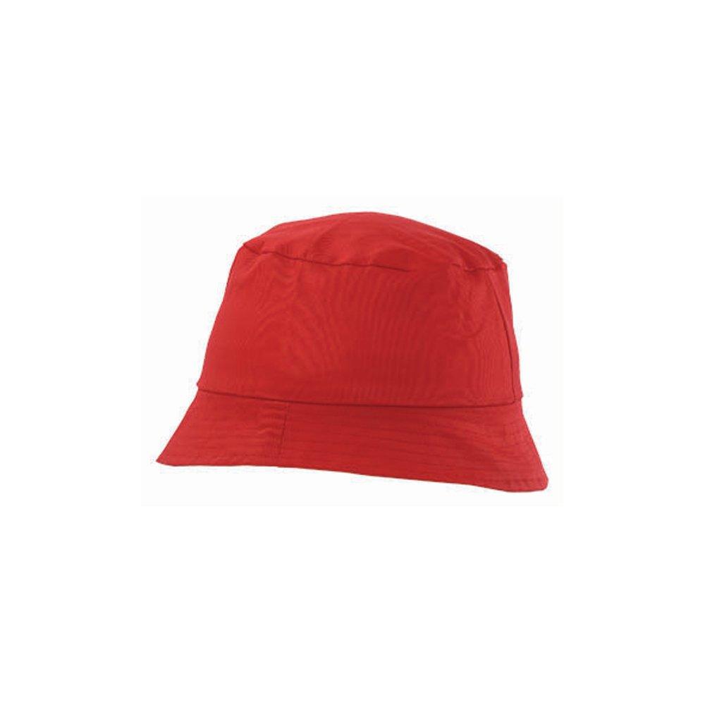 eBuyGB Unisex Bucket Hat, 100% Cotton Black 12899