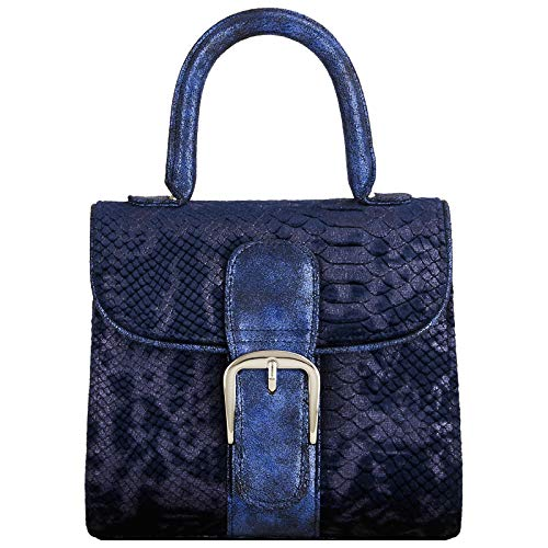50152 Friendly Handbag Ruby Blue Riva Vegan Shoo Ladies xw8q60