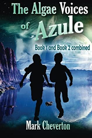 book cover of The Algae Voices of Azule
