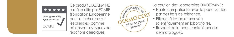 Diadermine - Leche limpiadora suave - 2 uds