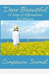 Dear Beautiful: Companion Journal Paperback