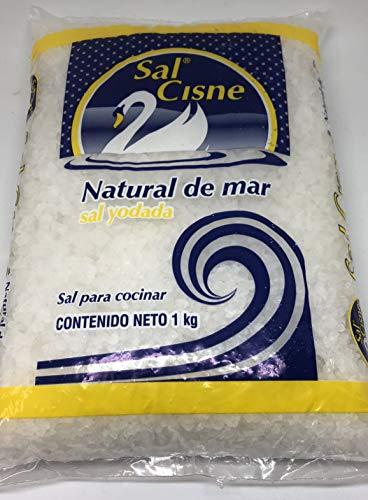 Sal de Mar Granulada (Sal Cisne) 1 kg