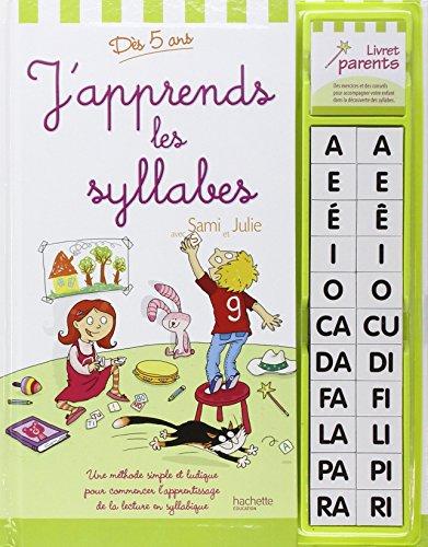 J'apprends les Syllabes avec Sami et Julie (French Edition) - Alain Boyer