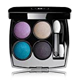 CHANEL LES 4 OMBRES MULTI-EFFECT QUADRA EYESHADOW # 262 TISSE BEVERLY HILLS