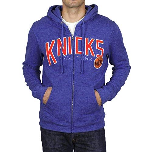 - Junk Food Knicks Halftime Hoodie Mens Blue XL