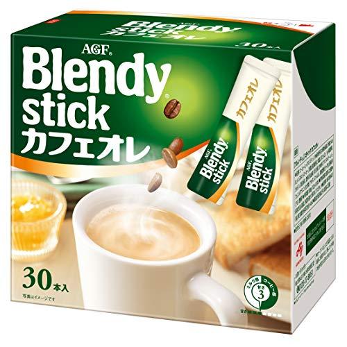 AGF Blendy Stick Cafe au Lait 30 sticks