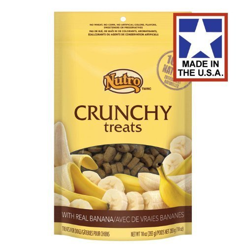 Cheap Nutro Natural Choice Crunchy Treats – Banana – 20 oz.