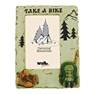 Take a Hike Photo Frame, 4x6 (Raised Accents) by Photo Frame