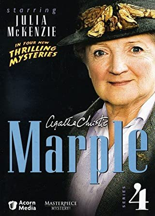 Amazoncom Agatha Christies Marple Series 4 Julia