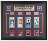 New York Giants 4-time Super Bowl Champions