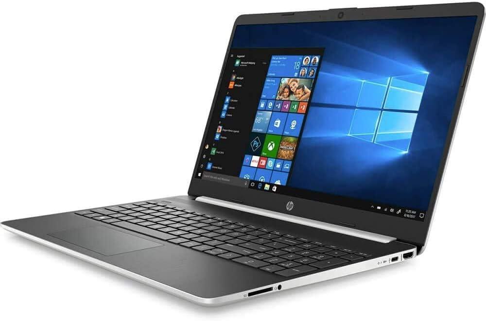 HP Laptop 15-dy1076nr Intel Core i5-1035G1 - 256GB SSD - 8GB DDR4 SDRAM - Intel UHD Graphics - Windows 10