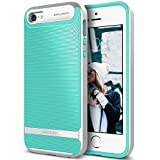 iPhone 5S Case, Caseology [Wavelength Series] Textured Pattern Grip Cover [Mint Green] [Shock Proof] for Apple iPhone 5S - Mint Green