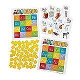 Fun Express - ABC Bingo - Educational - Teaching Aids - Reading - 26 Pieces