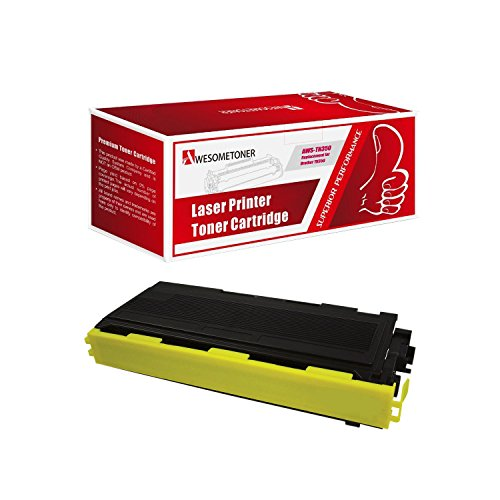 Awesometoner Generic Compatible Toner TN-350 2,500 Pages Rep
