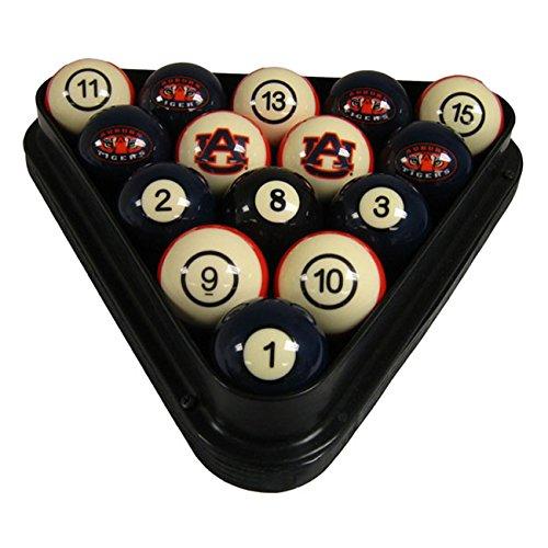 Auburn Tigers Pool Table, Auburn Billiards Table, Auburn