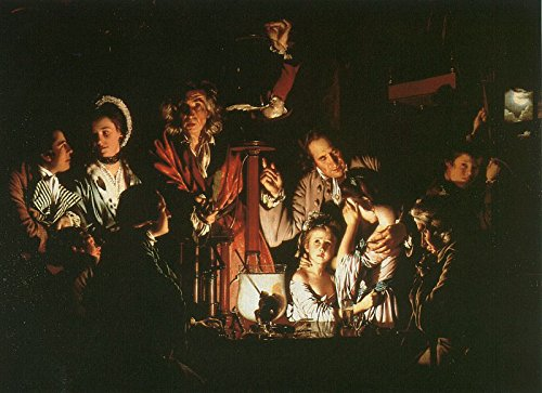 (Experiment with the Air-Pump by Joseph Wright Of Derby - 21