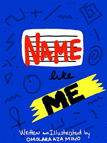 Search : Name Like Me (A (Black) Children's Story Book 3)