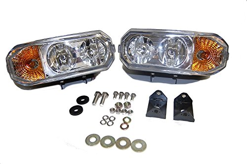 Hamsar Snow Plow Lights 81091/2 12 Volt Kit by Hamsar Snow Plow Lights