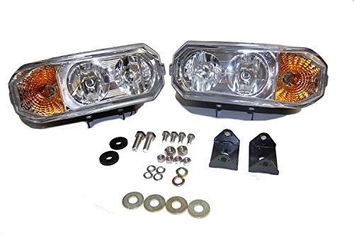 Hamsar Snow Plow Lights 81091/2 12 Volt Kit