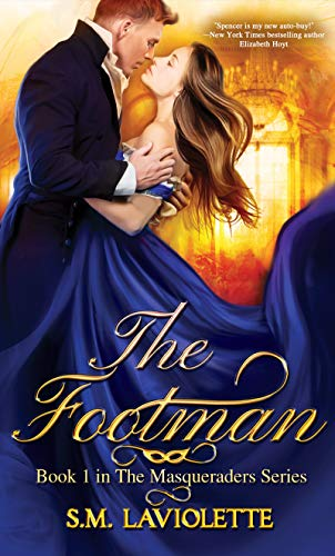 The Footman (The Masqueraders Book 1) by [LaViolette, S.M.]