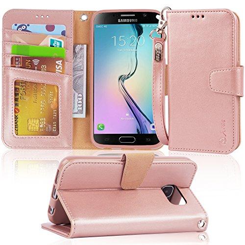 S6 Arae Samsung Kickstand rosegold product image