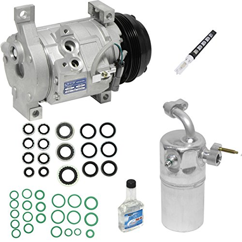 Universal Air Conditioner KT 4037 A/C Compressor and Component (2001 Gmc Sierra A/c)