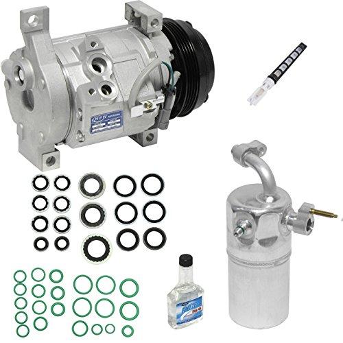 Universal Air Conditioner KT 4037 A/C Compressor and Component Kit (Auto Air Compressor Conditioning)