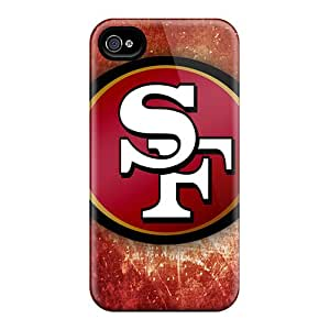 Hot Covers Cases For Iphone/ 6plus Cases Covers Skin - San Francisco 49ers Logo