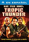 Tropic Thunder - Ben Stiller, Jack Black, Robert Downey Jr, and Tom Cruise.