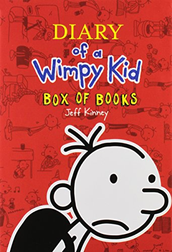 Diary of a Wimpy Kid, 10 Vols.