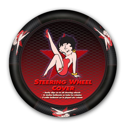 steering wheel betty boop - 7