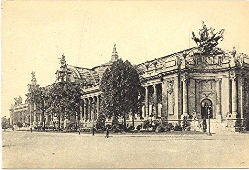 1910 Vintage Postcard - Le Grand Palais - The Great Palace - Paris France