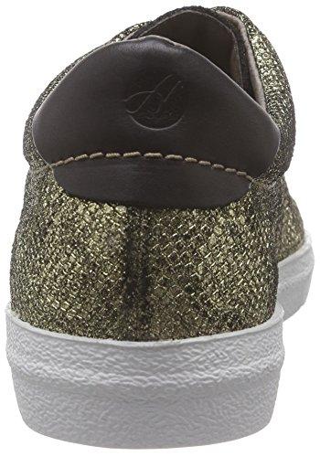 Baskets Basses H Braun Racquet Femme gold Shoes Marron wFWOPqZA