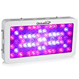 Global Star® Led Grow Lights Panel Full Spectrum Led 60x6W for Plants Indoor Greenhouse Hydroponics