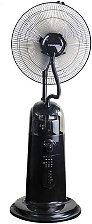 ZYFA Ventilador de pie, con Nebulizador de Agua,oscilante, Función ...