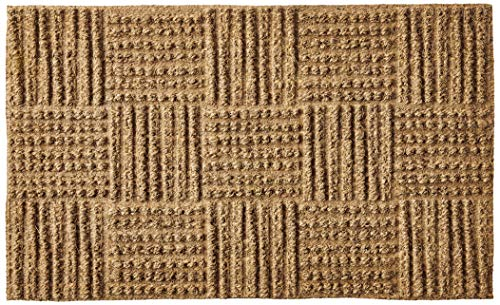 Kempf Coco Rug Low Clearance Doormat, 18 by 30 by 0.25-Inch