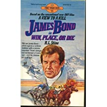 James Bond in Win, Place or Die (Find Your Fate #11)