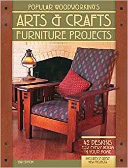 Popular Woodworking S Arts Crafts Furniture 42 Designs For Every
