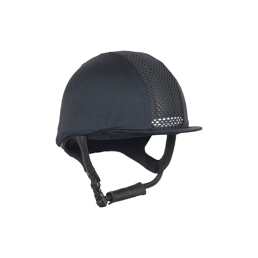 Skull Hat Cover - Black, One Size